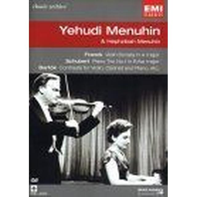 Yehudi Menuhin - Franck/Schubert/Bartok [DVD]